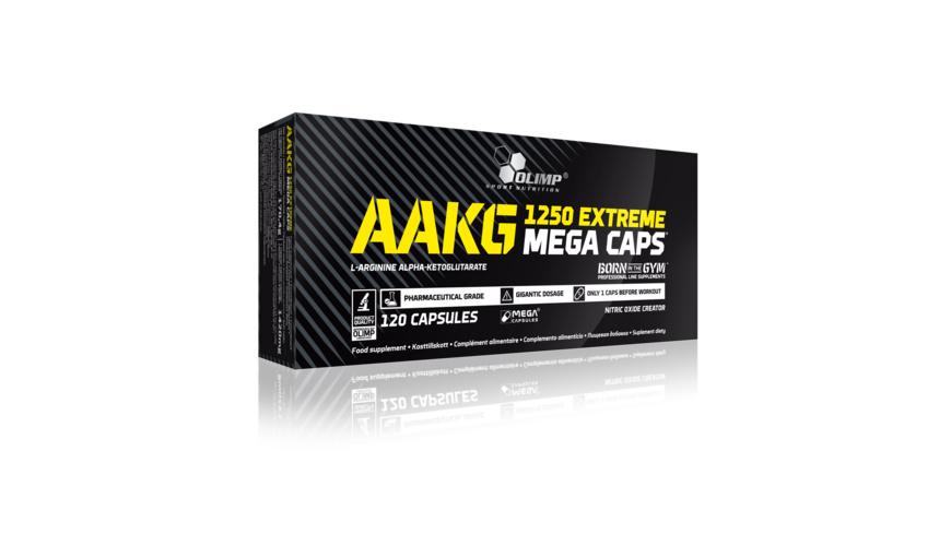 Olimp AAKG Extreme 120 Kapseln