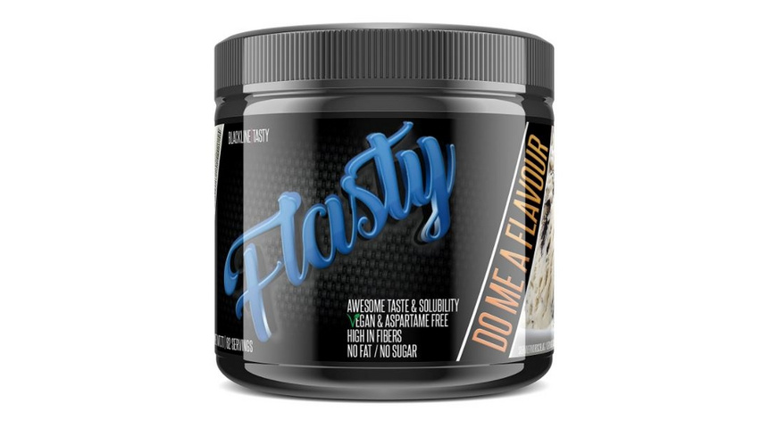 BlackLine 2.0 Flasty 250g-Slightly White Chocolate