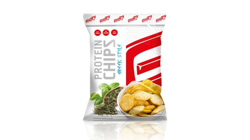 Got7 Protein Chips 50g-BBQ