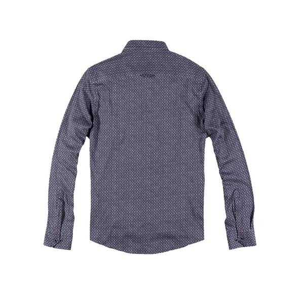 Langarmhemd mit angesagtem Print