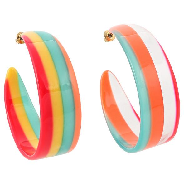 Creolen - Coloured Bang