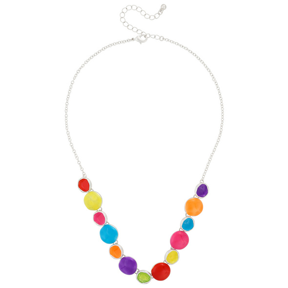 Kette - Colourful Treasure