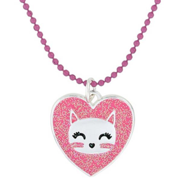 Kinder Kette - Cat Love