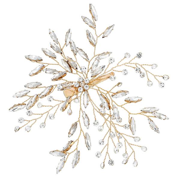Haarspange - Glamorous Crystal