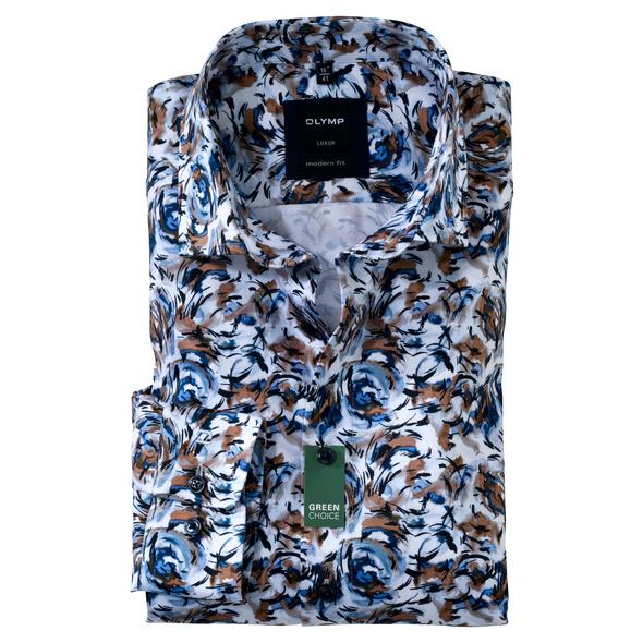 OLYMP Luxor Hemd, modern fit, Global Kent