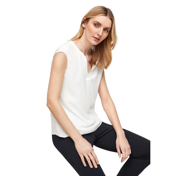 Shirt mit Tunika-Ausschnitt - Layering-Shirt