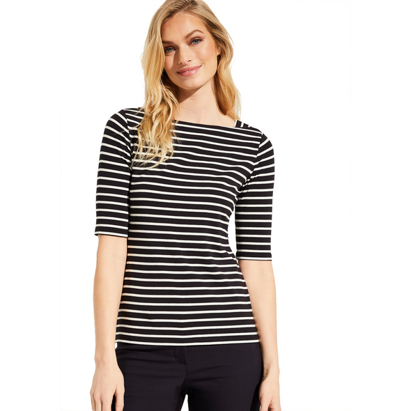 T-Shirt - Streifenshirt