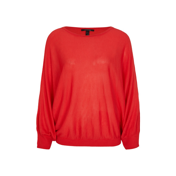Pullover im Poncho-Style - Pullover