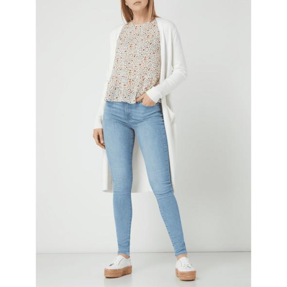 Blusenshirt mit floralem Muster