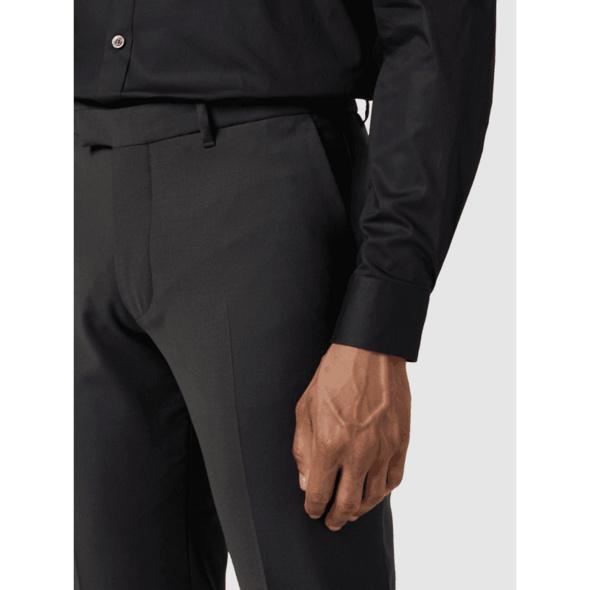 Slim Fit Anzughose mit Stretch-Anteil Modell 'Piet' - 'Drynamic'