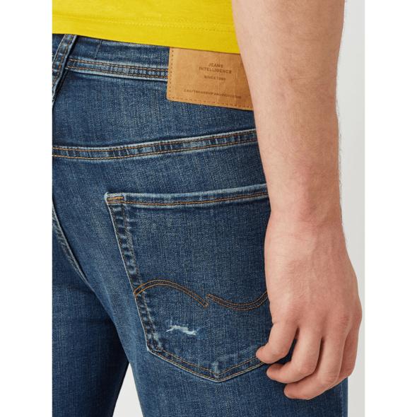 Skinny Fit Jeans mit Stretch-Anteil Modell 'Liam'