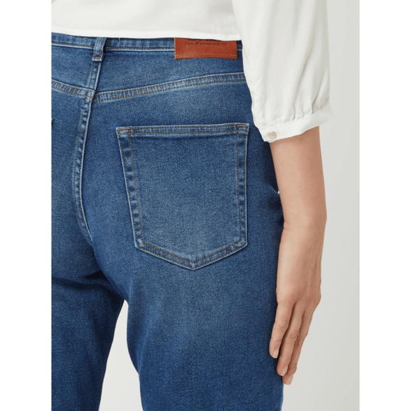 Mom Fit Jeans mit Stretch-Anteil Modell 'Veneda'