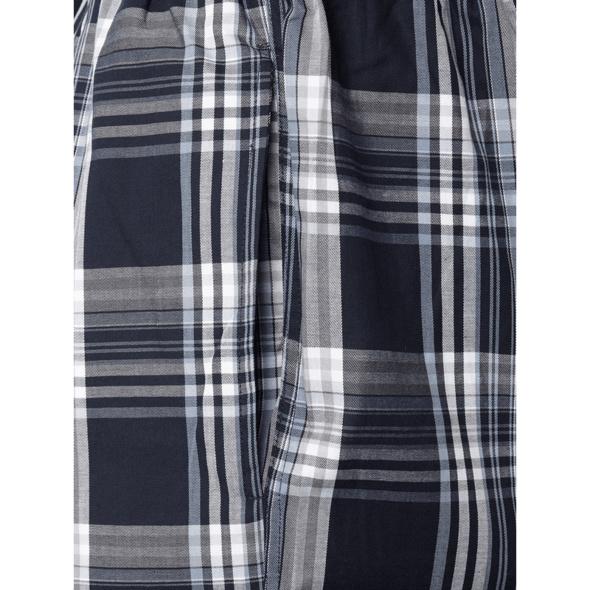 Pyjamashorts mit Taschen
