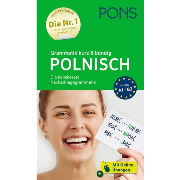 PONS Grammatik kurz & bündig Polnisch
