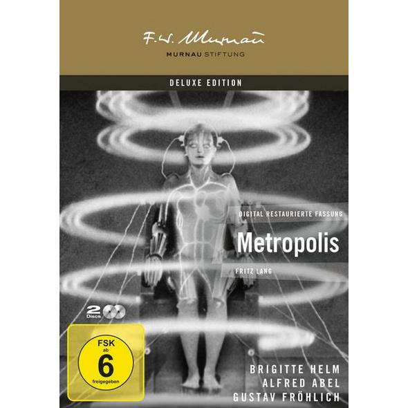 Metropolis  [2 DVDs]