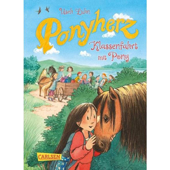 Klassenfahrt mit Pony / Ponyherz Bd. 9
