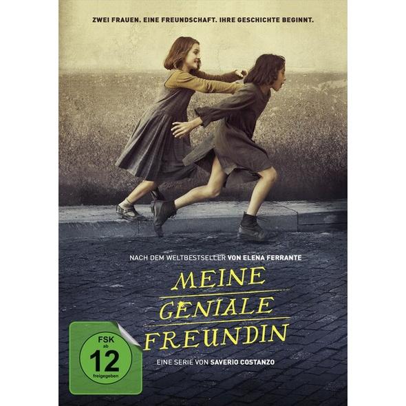 Meine geniale Freundin / 1. Staffel  [3 DVDs]