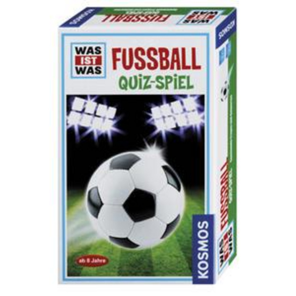 WAS IST WAS: Fußball Quiz