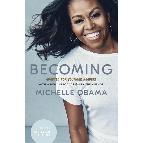 Becoming: Adapted for Younger Readers