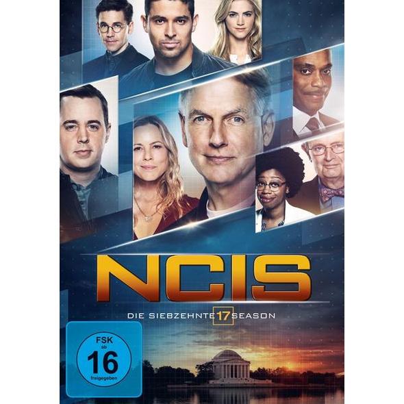 NCIS - Season 17  [5 DVDs]