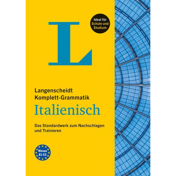 Langenscheidt Komplett-Grammatik Italienisch
