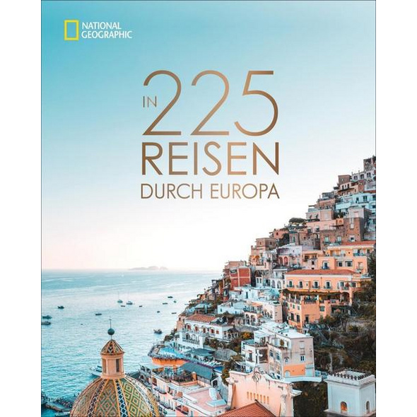 In 225 Reisen durch Europa