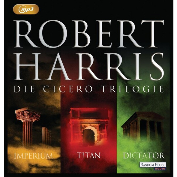 Cicero Trilogie
