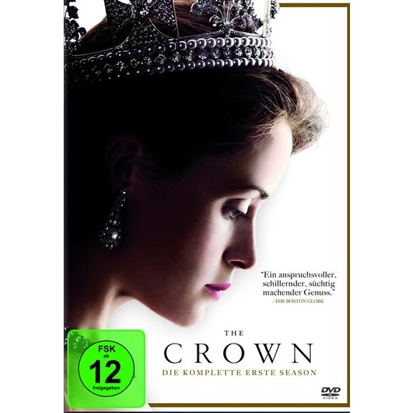 The Crown - Die komplette erste Season  [4 DVDs]