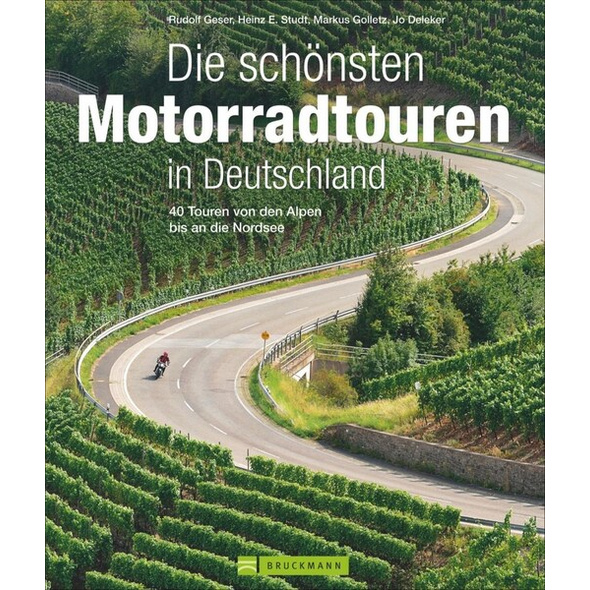 Die schönsten Motorradtouren in Deutschland
