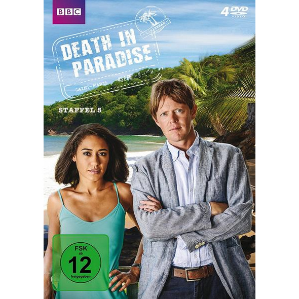 Death in Paradise - Staffel 5 [4 DVDs]