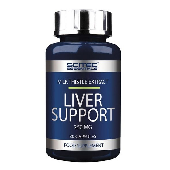Scitec Nutrition Liver Support 80 Kapseln