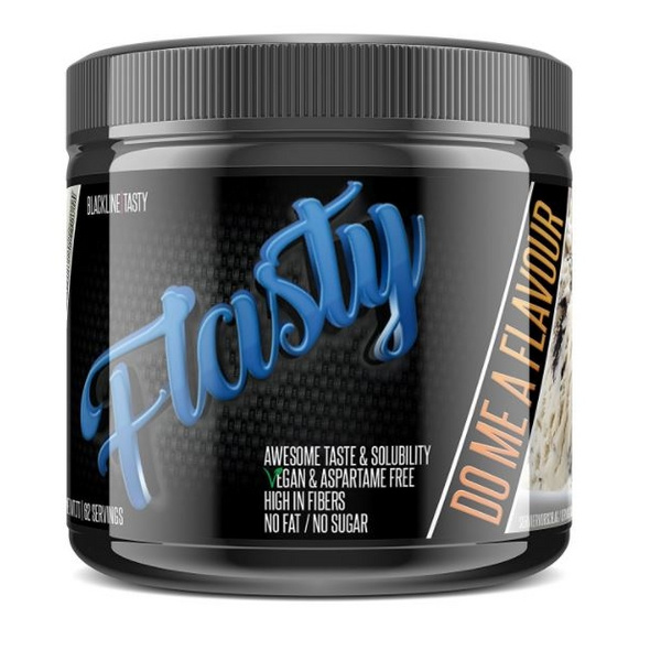 BlackLine 2.0 Flasty 250g-Dark n White Chocolate