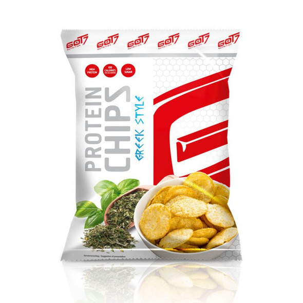 Got7 Protein Chips 50g-Thai Sweet Chilli