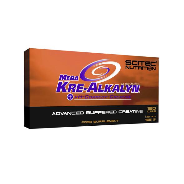 Scitec Nutrition Mega Kre-Alkalyn 120 caps