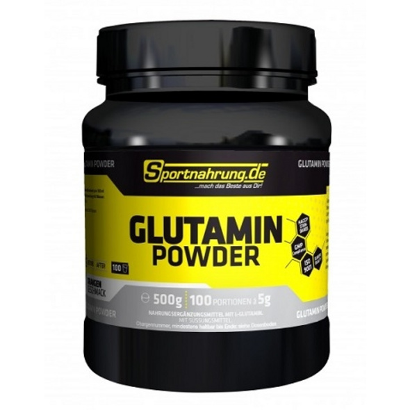Sportnahrung.de Glutamin Powder 500g