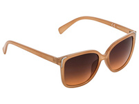 Sonnenbrille - Brown Glass