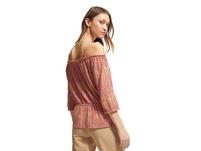 Pullover mit Off Shoulder-Ausschnitt - Carmenpullover