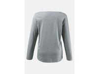 Basic-Shirt, Knopfleiste, Regular, Rundhalsausschnitt