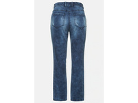 Jeans Sammy, konische 5-Pocket-Form, Destroy-Effekte