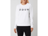 Sweatshirt mit Logo-Print Modell 'The HUGO Sweater'