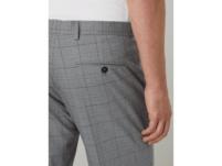 Slim Fit Anzughose mit Stretch-Anteil Modell 'Logan'