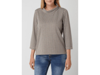 Shirt mit Allover-Muster