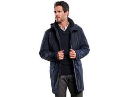 wasserabweisender Mantel