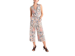 Overall mit Paisleymuster - Chiffon-Overall
