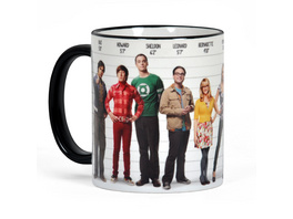 Big Bang Theory - All Star Tasse