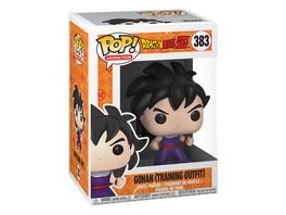 Dragon Ball Z - Gohan Training Outfit Funko Pop Figur