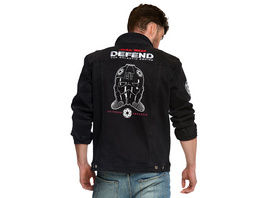 Star Wars - Dark Side Jeansjacke schwarz