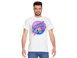 Zurück in die Zukunft - Hover Board T-Shirt weiß