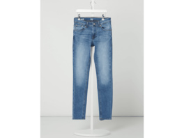 Skinny Fit Jeans mit Stretch-Anteil Modell 'Liam'