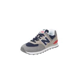 Sneaker aus Veloursleder und Mesh Modell 'ML574'